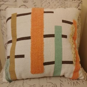 Pier 1 Decorative Throw Pillow